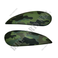 CAMOUFLAGE TANK COVER SET - SCR-Ducati